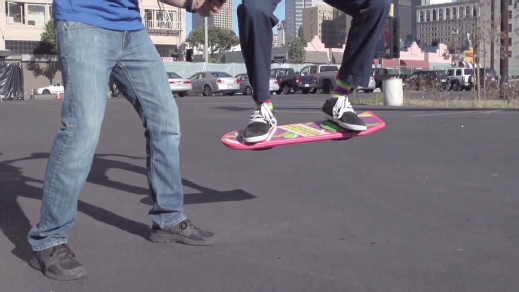 Viral Hoverboard