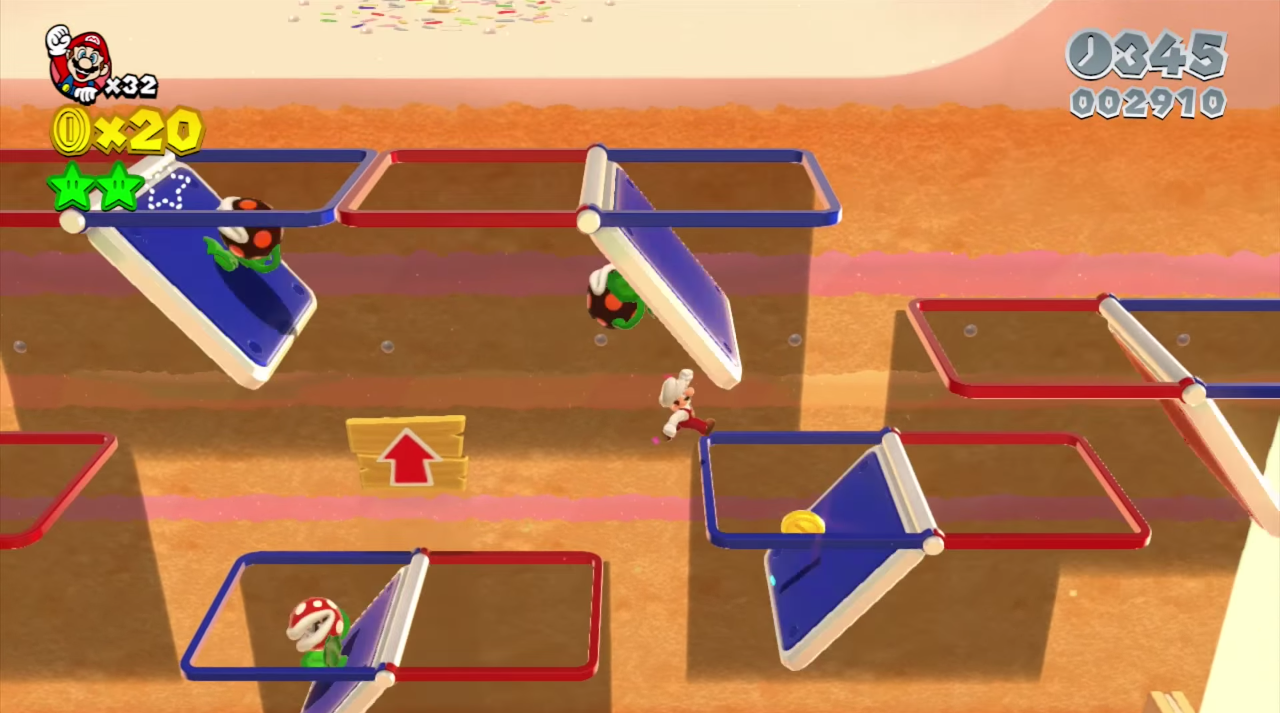 Super Mario Platforms