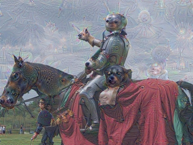A Knight with animal detection