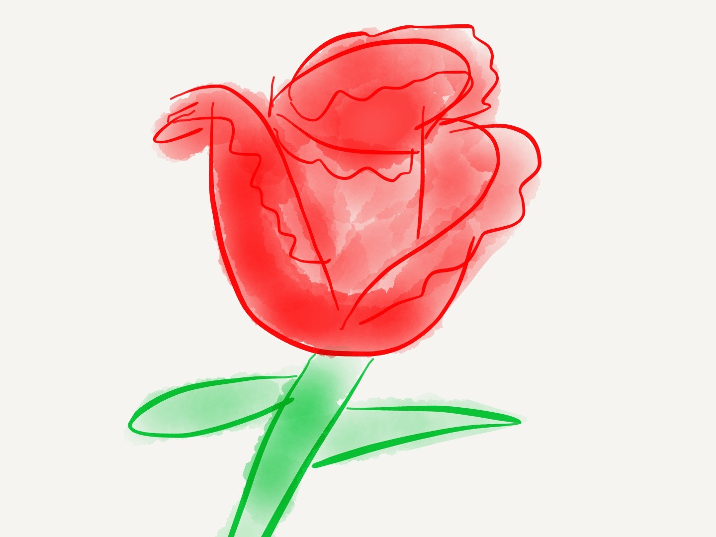 Salient Names of a rose