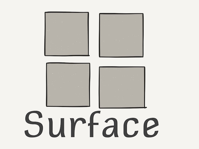 Mircosoft Surface