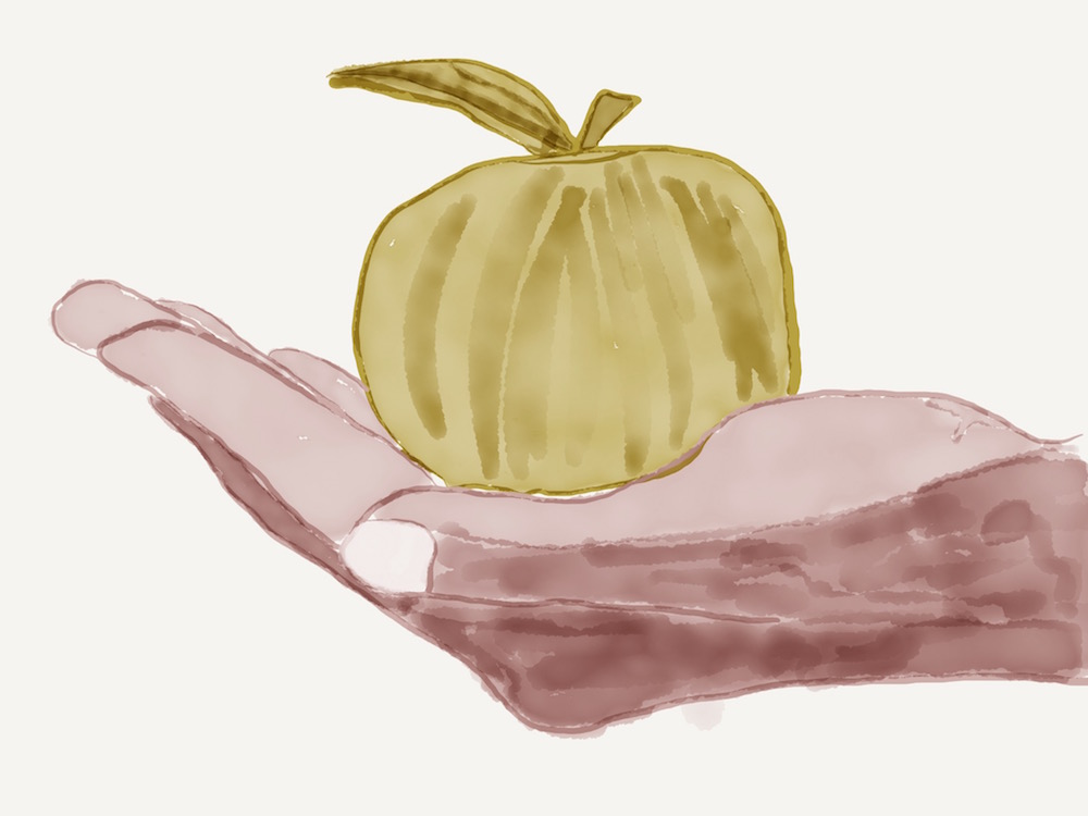 Apple's Ton of Gold