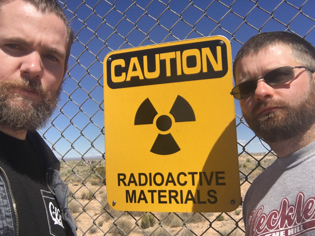We Visit A Dangerous American Site, Our Experience Will Make You Glow