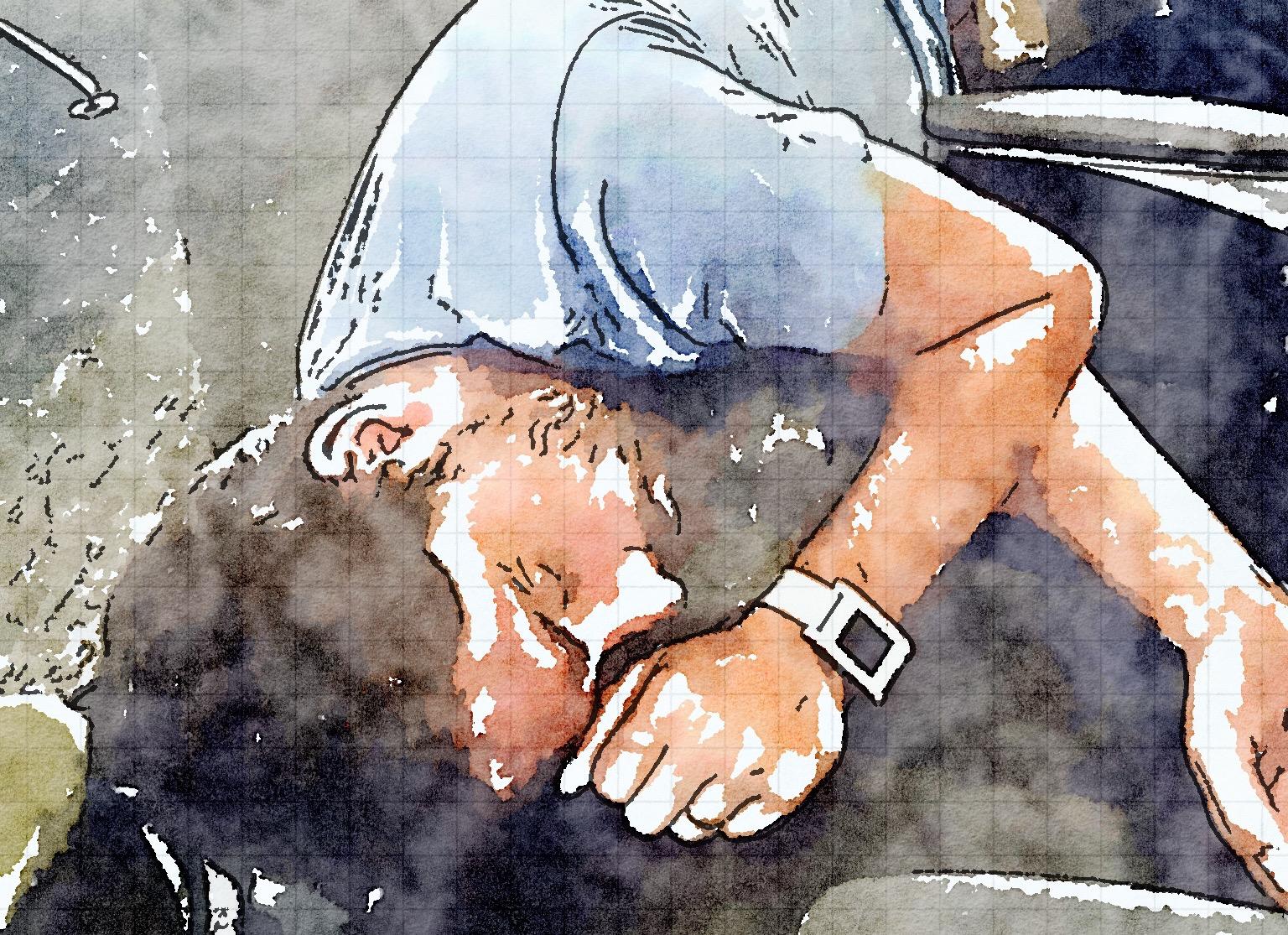 Tired James After Musk Landed His Rocket