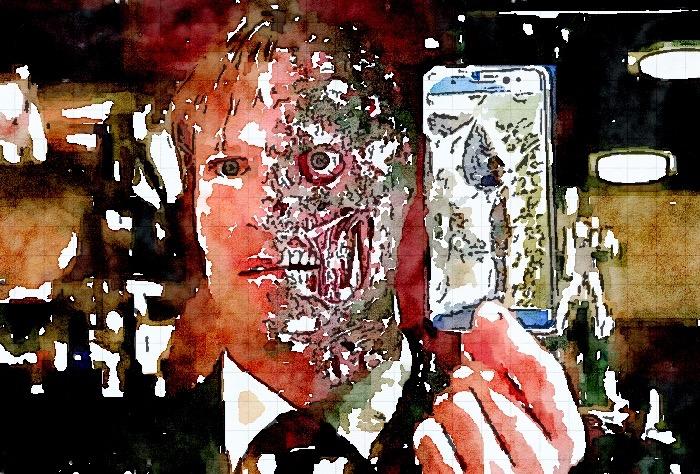 Galaxy Note 7 Explosion