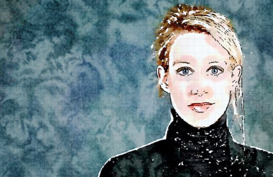 331: What is Up With Theranos?